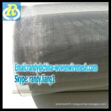 YW--45 best price aluminum window screen Netting Mesh
