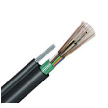 Support de support aérien Figure 8 Câble de fibre de tube GYTC8S en vrac