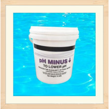 Dry Acid/pH- Minus Down for Swimmming Pool Water Treatment Chemical (Sodium Bisulphate)