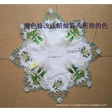 Свеча Звезда Крышка Стола Зеленого Цвета St1744
