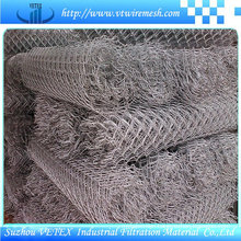 Chain Link Wire Mesh Used in Transportation