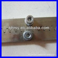 Zinc plated gear rack M4