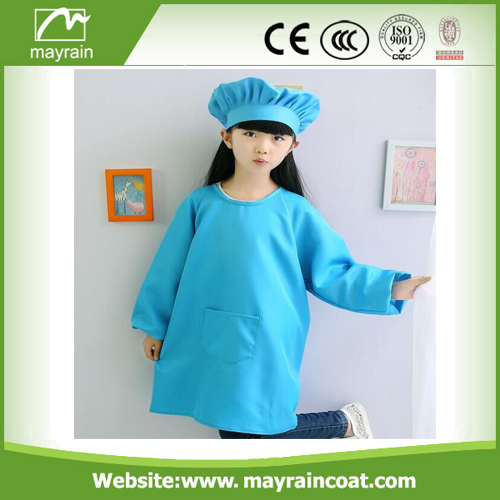 Good Coverage Kids Polyester Smock