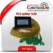 Китай Поставщиком высокого качества 1*32 PLC сплиттер /оптические муфты