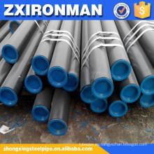 DIN 2448/1629 tubo de acero inconsútil de carbón