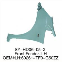 HONDA FIT 2009-2010 Front Fender-L