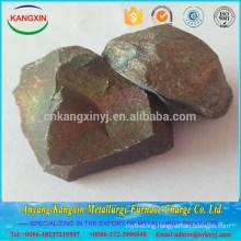 China factory bulk cargo Ferro manganese lump for foundry