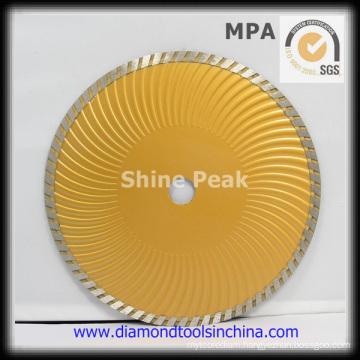 Diamond Continuous Saw Blades for Multi Cut Purpose