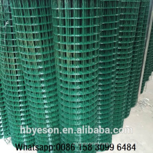 cheap fences decorative garden fencing pvc coated welded wire mesh