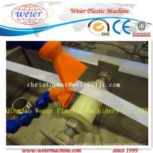 Machine d'extrusion de feuille de baguage de bordure en PVC avec une performance stable