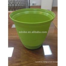 new design modern colorful plastic vase