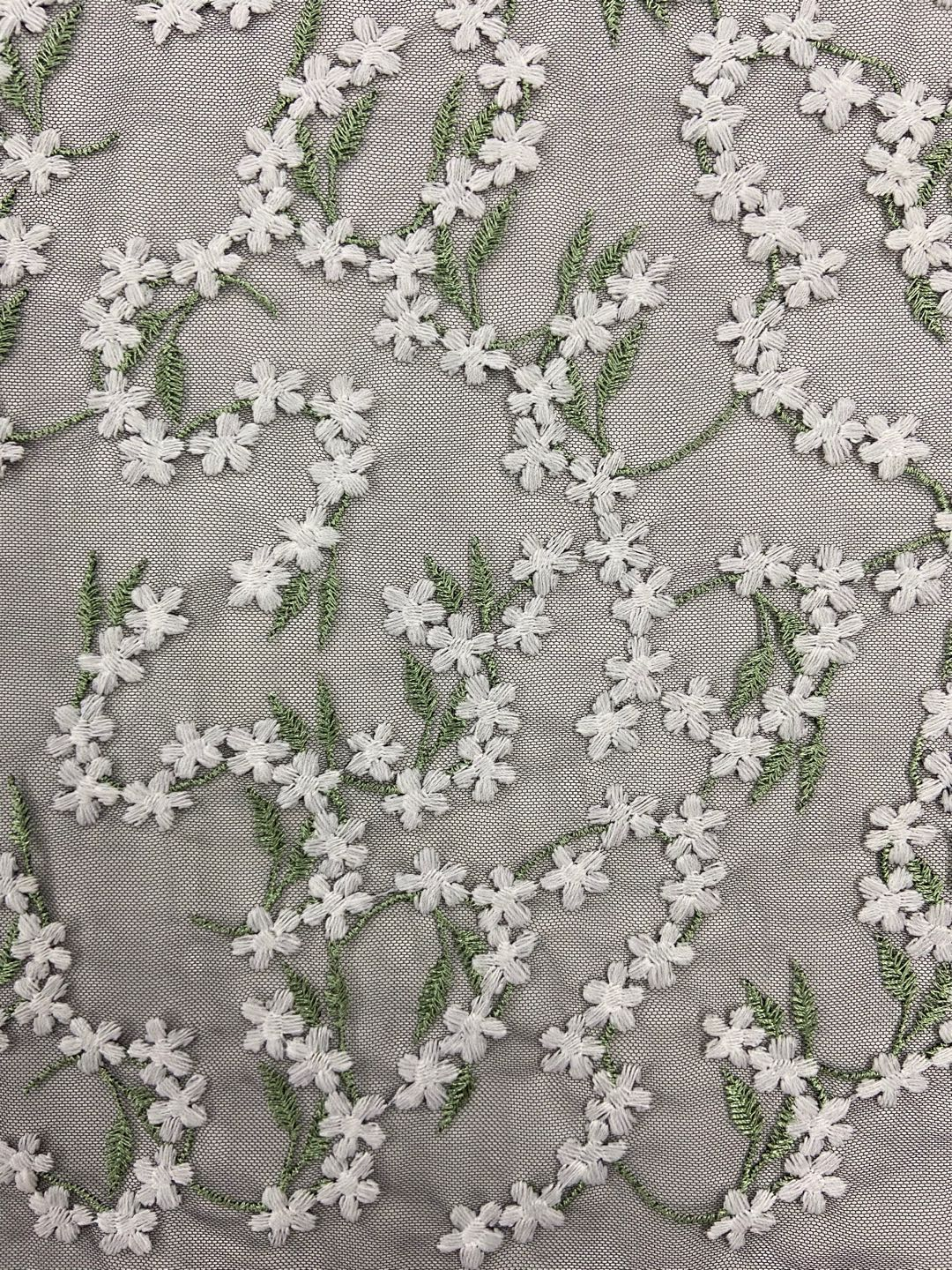 Embroidery Fabric-5