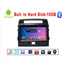Sistema GPS GPS GPS para Highlander Pantalla táctil de 10,1 pulgadas con Bluetooth / TV / MP3 / MP4