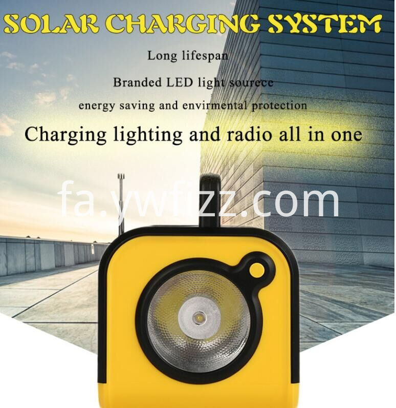 Outdoor Camping Lighting System