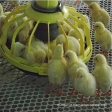 Venda quente preço de fábrica equipamentos de avicultura para briloers