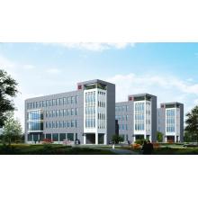Hohe Stabilität Stahlstruktur Bürogebäude
