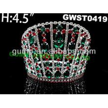 custom Christmas day tiara -GWST0419