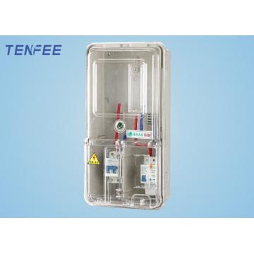Transparent Meter Boxes (Single-Phase)