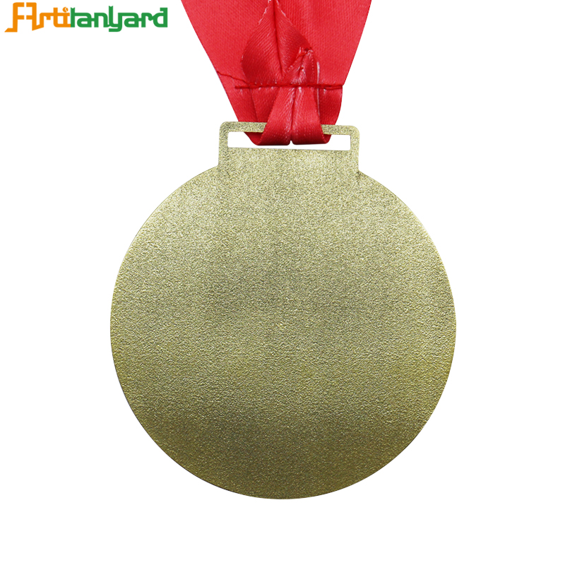 Gold Medal For Sports Matches