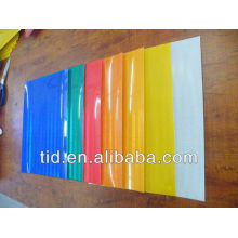 high intensity prismatic grade sheeting