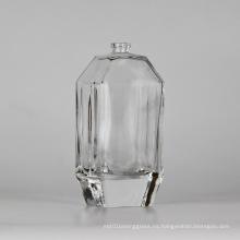 100ml Empaquetado cosmético / botella de cristal / botella cosmética