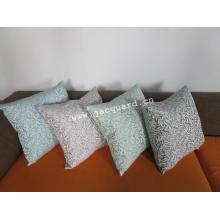 Cojines tejidos para la decoración del hogar