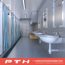 China Standard Container House as Public Toilet