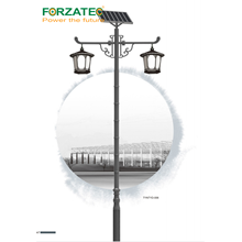 3M Integrated Solar Street Light