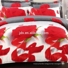 Wholesale 100% polyester fabric beding set