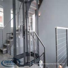 Ascensor de habitación residencial con precio fijo Nova Glass Commercial 250kg