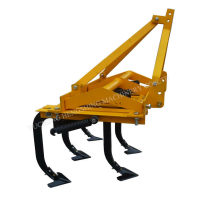 Factory Supply Agricultural Machinery 3zt Spring Cultivator