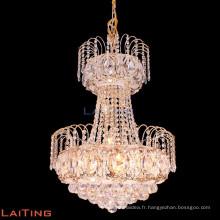 Haute qualité grande maison luminaire décoratif pièces lustre en cristal éclairage à vendre 78169