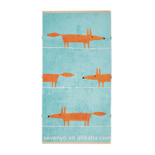 Mr Fox Towel - Serviette de bain BtT-146