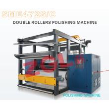 Machine à polir pour tissu à tricoter chaîne