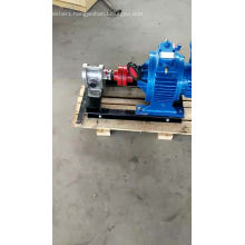 2CY stainless steel pump vegetable oil transfer gear pump high pressure pump