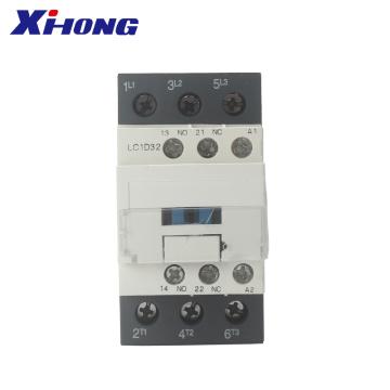 3P+NC+NO 50/60hz  LC1D32 Electrical AC Contactor 32A