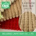Tecido de veludo de veludo, tecido de cobertura de estofamento