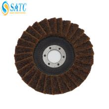 Disco de polimento abrasivo não tecido com alta qualidade e bom preço