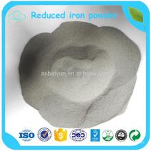 FC98% Pó de ferro reduzido para aço de fundição