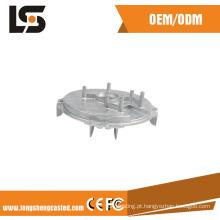 Carcaça de lâmpada LED de fundição em alumínio com IP 66 do fabricante chinês