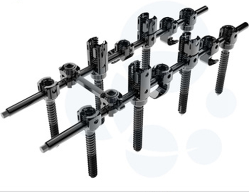 Spinal Fixation System Pedicle Screw