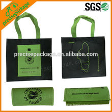 Hot sale portable nonwoven foldable promotion bag