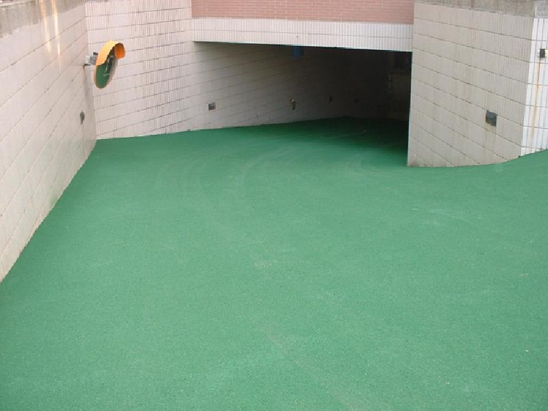 Epoxy Mortar Anti Slip Floor Paint