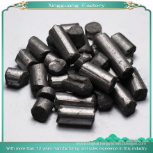 China Low Price of Graphite Instant Columnar Recarburizer with 5mm