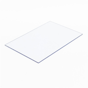 Feuille de polycarbonate solide de 20 mm