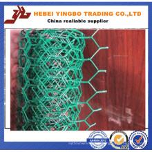 Filetage en fil hexagonal recouvert de PVC (LY0001)
