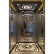 Passenger Elevator Lift Mirror Etched Mr & Mrl Aksen Hl-X-043
