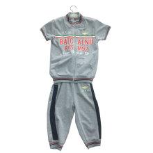 Summer Boy Kids Sport Suit en la ropa de los niños usan Ssb-101