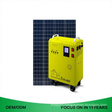 Lead Acid Battery Smart Monitoring House Solar Power System