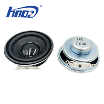 40x18mm 8 Ohm 5W Bass Londspeaker